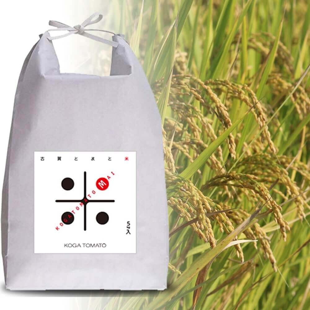古賀とまと米商品画像